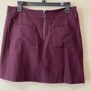 Dresses & Skirts - Madewell felt skirt